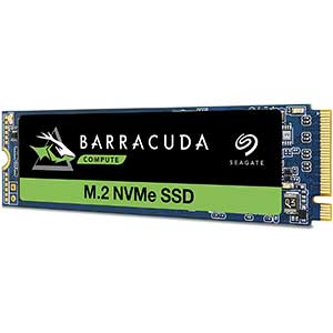 Seagate Barracuda 510 M.2 SSD for Gaming | PCIe Nvme | 1TB
