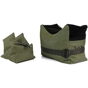 Twod Firearms Shooting Rest Bags | 600D Polyester | Unfilled