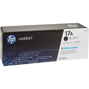 Black Compatible Toner Cartridges for HP | HP17A