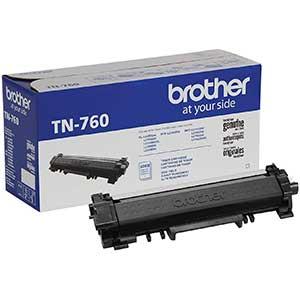 Brother TN760 Printer Toner | Superior