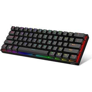DIERYA 60% Keyboards For OSU | RGB Backlit | Waterproof