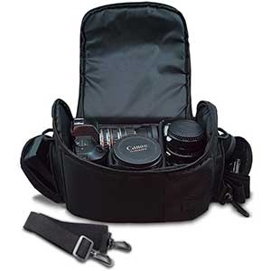 ECostConnection Camera Bag for mirrorless
