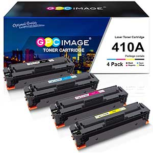 GPC Image Compatible Toner Cartridge | 4 Pack