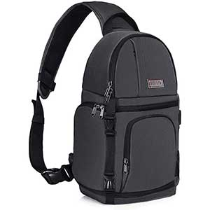 MOSISO Camera Sling Bag for Mirrorless