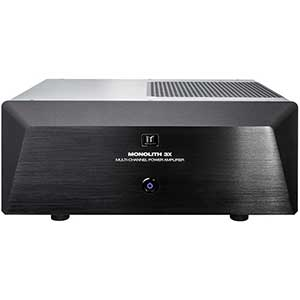 Monolith Power Amplifier For Home Theater | Compact