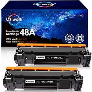 Uniwork Compatible Toner Cartridge | 2 Black