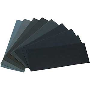 HSYMQ Variety Pack Sandpaper for Removing Paint from Wood