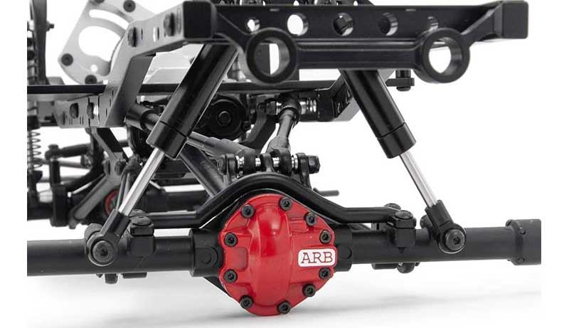 Best RC Crawler Shocks