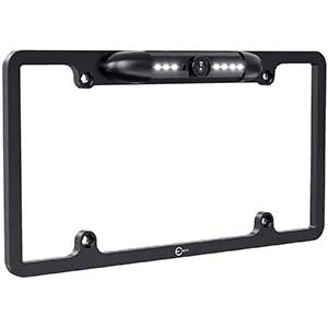 Esky License Plate Camera | US Standard | HD Images