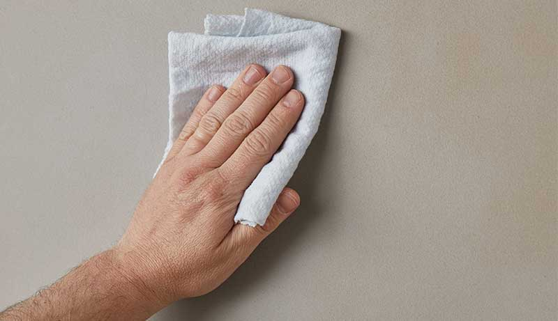 How to Clean Walls Without Removing Paint