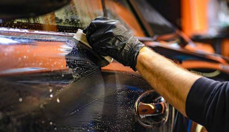 How to remove duct tape residue from car