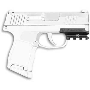 Recover Tactical ZR65 Light For Sig P365 | Easy Installation