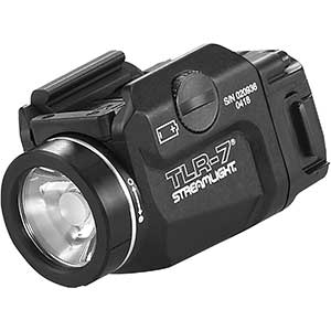 Streamlight 69420 TLR-7 Light For Sig P365 | Rail Mounted
