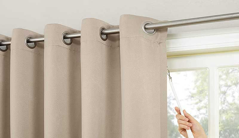 Thermal Curtains for Patio Door