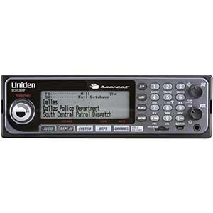 Uniden P25 Scanner | 4 Hold Status